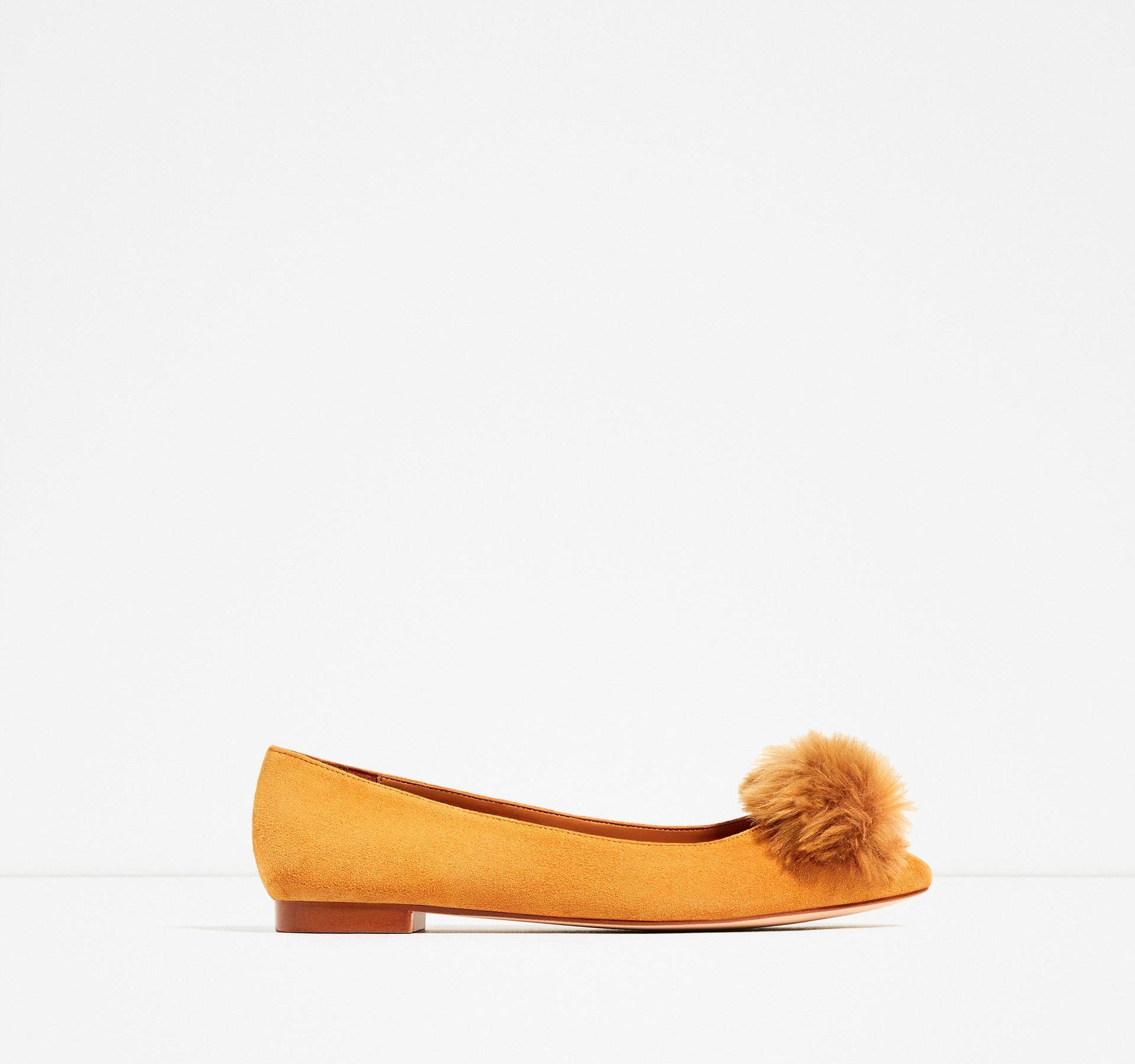 zara-pompom-flat-shoes