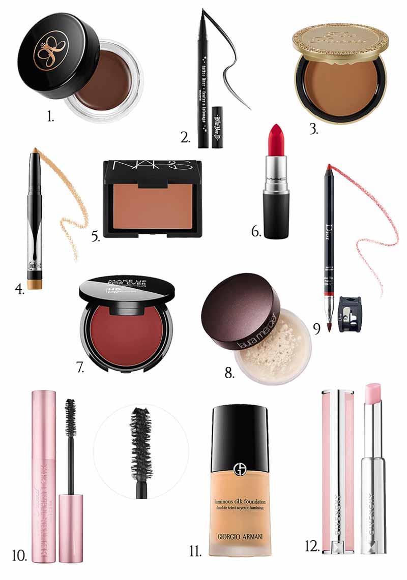 Audrey Hepburn Beauty And Makeup Look The Everyday Luxury - Audrey-hepburn-makeup