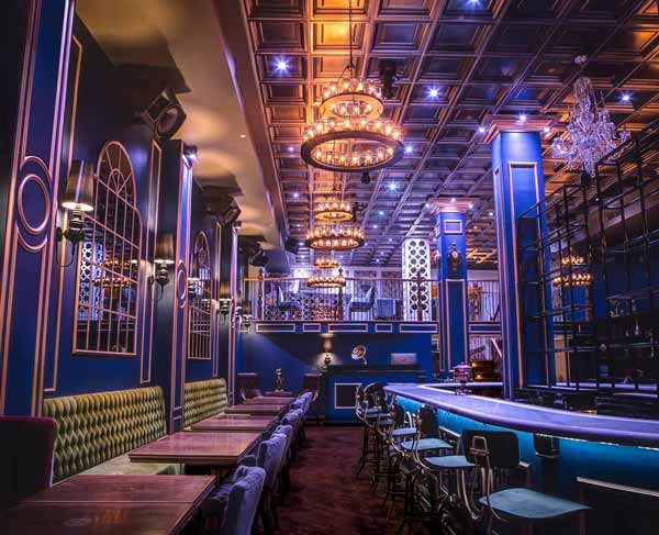 Stylish Bars In Montreal | | The Everyday Luxury