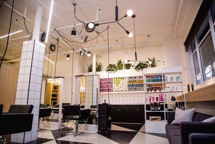 Panache luxury hair salon in Montreal | The Everyday Luxury