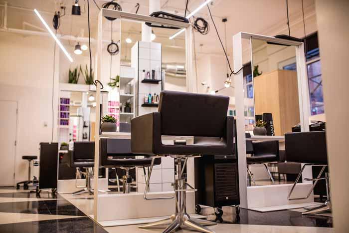 Panache luxury hair salon in montreal the everyday luxury for Salon panache