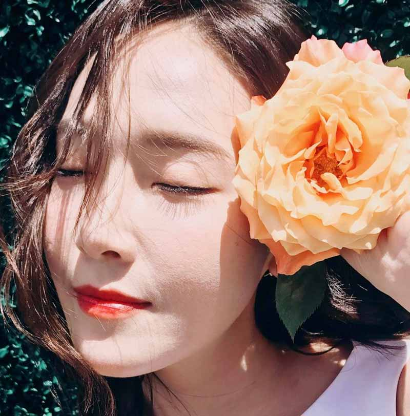 Powder-lips-makeup-asian-trend