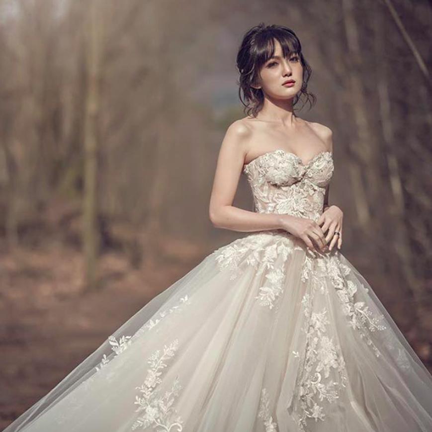 Robe de mariage a montreal
